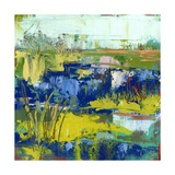 Summer Marsh 4 Prints by Pamela J. Wingard