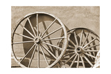 Wheels Prints by Kari Brooks