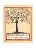 Be Still Prints by Cindy Shamp