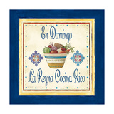 Cocina Rico Posters by Jo Moulton