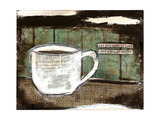 Coffee 1 Prints by Cassandra Cushman