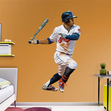 MLB Francisco Lindor 2015 RealBig Wall Decal