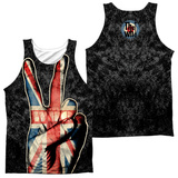 The Who- Peace Jack (Front/Back) Tank Top