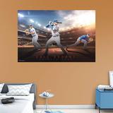 MLB Kris Bryant 2016 Montage RealBig Mural Wall Mural