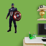 Marvel Captain America Civil War Fathead Jr. Wall Decal