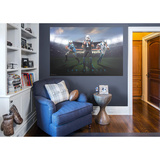 NFL Cam Newton 2015 Montage RealBig Mural Wall Mural