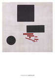 Suprematistische Komposition Prints by Kazimir Malevich