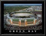 Green Bay Packers - New Lambeau Field Print