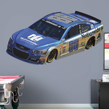 NASCAR Dale Earnhardt Jr 2016 88 Nationwide RealBig Car Wall Decal