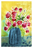 Bright Arrangement I Posters by Julia Minasian