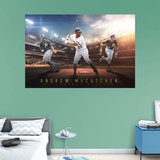 MLB Andrew McCutchen 2016 Montage RealBig Mural Wall Mural