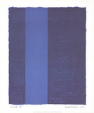 Canto VII Collectable Print by Barnett Newman