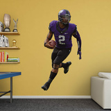 NCAA Trevone Boykin TCU Horned Frogs RealBig Wall Decal
