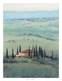 Hill Top Vista II Print by Tim O'toole