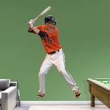 MLB Matt Duffy 2015 RealBig Wall Decal