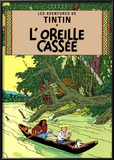 L'Oreille Cassee, c.1937 Art by  Hergé (Georges Rémi)