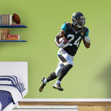 NFL T.J. Yeldon 2015 RealBig Wall Decal