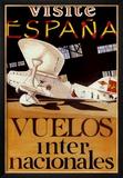 Visite Espana Posters