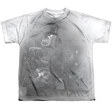 Youth: The Who- Quadrophenia Faded T-shirts
