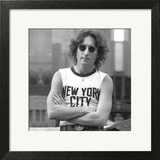 John Lennon (NYC - Bob Gruen) Print