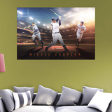 MLB Miguel Cabrera 2016 Montage RealBig Mural Wall Mural