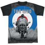 The Who- Modrophenia (Black Back) Sublimated