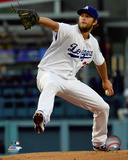 Clayton Kershaw 2016 Action Photo