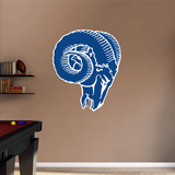 NFL Los Angeles Rams 2016 Classic RealBig Logo Wall Decal