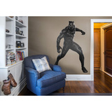 Marvel Captain America Civil War Black Panther RealBig Wall Decal