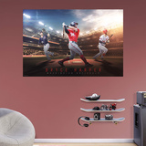 MLB Bryce Harper 2016 Montage RealBig Mural Wall Mural