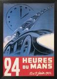 Le Mans 12 et 13 Juin 1954 Prints