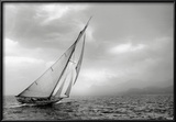 Classic Yacht Prints by Philip Plisson