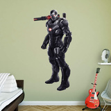 Marvel Captain America Civil War War Machine RealBig Wall Decal