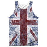 The Who- Distressed Union Jack Tank Top
