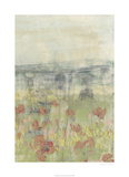 Wildflower Scape II Limited Edition by Jennifer Goldberger