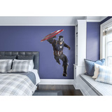 Marvel Captain America Civil War Attack RealBig Wall Decal