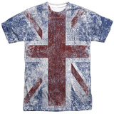 The Who- Distressed Union Jack Sublimated