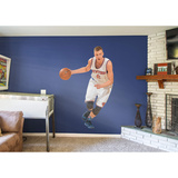 NBA Kristaps Porzingis 2015-2016 RealBig Wall Decal