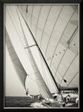 Sous le vent Poster by Guillaume Plisson