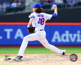 Jacob deGrom 2016 Action Photo