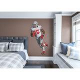 NCAA Ezekiel Elliott Ohio State Buckeyes RealBig - Duvar Çıkartması