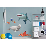 Disney Finding Dory RealBig Collection Wall Decal