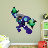 Disney Miles from Tomorrowland Exo-Flex Suit RealBig Adhésif mural