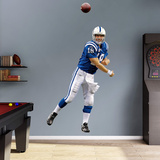 NFL Peyton Manning 2016 Colts RealBig Wall Decal