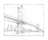 Suspension Bridge Study III Limited Edition by Ethan Harper