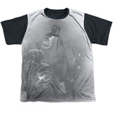Youth: The Who- Quadrophenia Faded Black Back Shirts