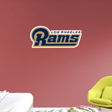 NFL Los Angeles Rams 2016 Alternate RealBig Logo Wall Decal