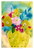Bright Arrangement IV Prints by Julia Minasian
