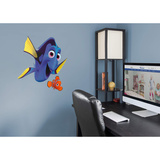 Disney Finding Dory Nemo & Dory Fathead Jr. Wall Decal