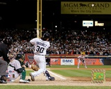 Magglio Ordonez - 2006 ALCS Game4 / 3-Run Walk-off Home Run Photo